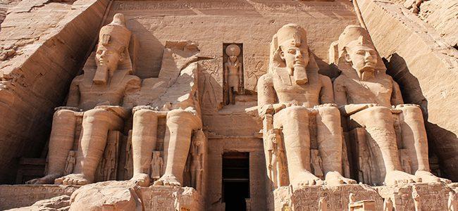 Schultz Operadora leva agentes para conhecerem o Egito